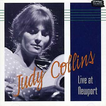 Judy Collins - Live på Newport [CD] USA import