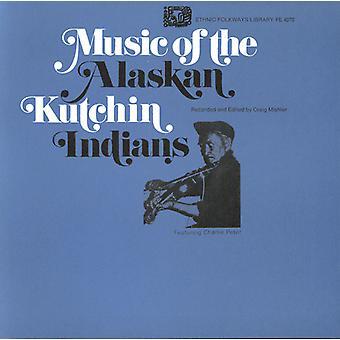 Musikk av Gwich'in indianere i Alaska - musikk av Gwich'in indianere i Alaska [DVD] USA importere
