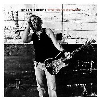 Anders Osborne - amerikanske Patchwork [CD] USA import