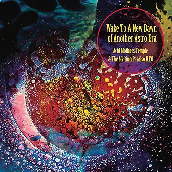 Syre mødre tempel / smelter Paraiso UFO - vågne til den nye daggry af en anden Astro æra [CD] USA import