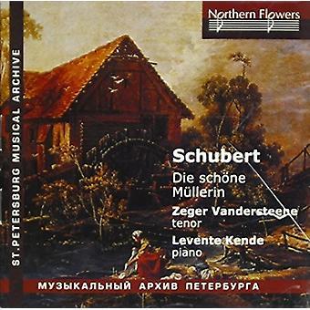 Vandersteene / Kende - Schubert: Die skinnede Mullerin [CD] USA import