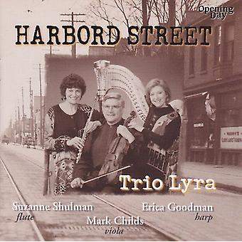 Trio Lyra - Harbord Street [CD] USA importerer