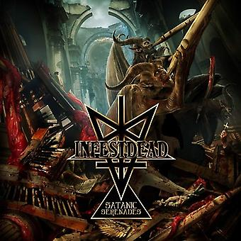 Infestdead - SATANISK serenader [CD] USA importerer