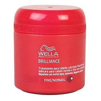 Wella Professionals Brilliance Fine-Normal Hair Mask