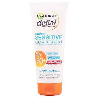 Garnier Sun Milk Spf50 200 Ml Sensitive Advanced