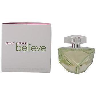 Britney Spears Believe 100 ml (Woman , Perfume , Women´s Perfumes)