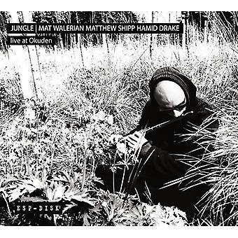 Jungle: Mat Walerian / Shipp, Matthew / Drake, Hamid - Live på Okuden [CD] USA import