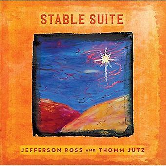 Jefferson Ross - stabil Suite [DVD] USA import