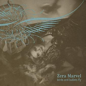 Zera Marvel - Vögel & Kugeln fliegen [CD] USA import