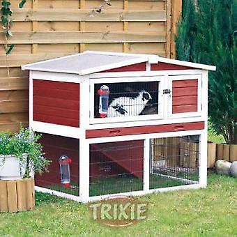Trixie Shed Natura With Enclosure (Garden , Animals , Rabbits , Warren)