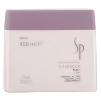 Wella Professionals Clear Scalp Mask 400 Ml