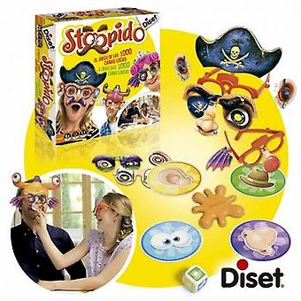 Diset game Stoopido (Toys , Boardgames , Family Games)