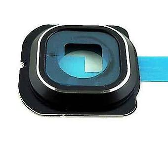 Samsung G920F Galaxy S6 Camera Ring Cover, Black