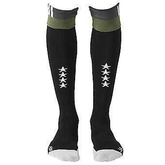 2016-2017 Germany Away Adidas Socks (Black)