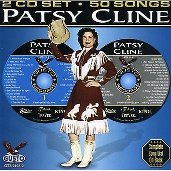 Patsy Cline - 50 Songs [CD] USA import