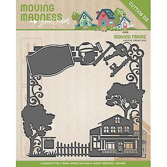 Find It Trading Yvonne Creations Moving Madness Die-Moving Frame YCD10097