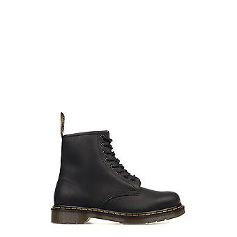 Dr. Martens men's DMS1460BG11822003 black leather ankle boots