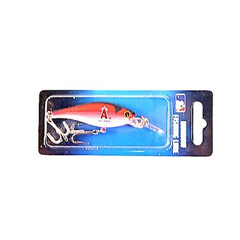 Los Angeles Angels MLB Minnow Fishing Lure