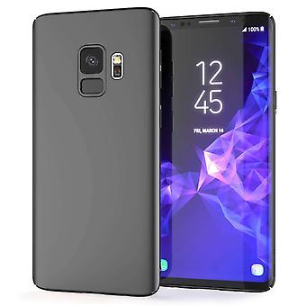 Samsung Galaxy S9 Ultra tynn Hybrid Case - svart
