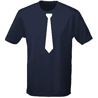 Tuxedo Fancy Dress Mens T-Shirt 10 Colours (S-3XL) by swagwear