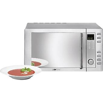 Clatronic MWG775H Microwave 800 W Heat convection, Grill function