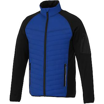 Elevate Mens Banff Hybrid Insulated Jacket