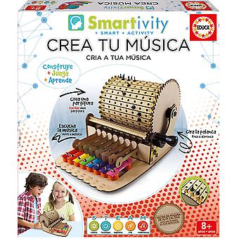 Educa Create Your Music (Babies and Children , Toys , Robotics And Technics , Junior)