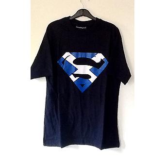 Scotland Saltire Superman T Shirt