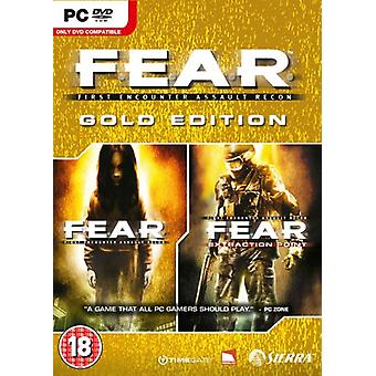 Fear Gold Edition (PC DVD)