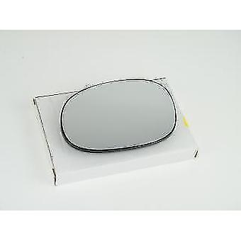 Left Mirror Glass (heated) & Holder for Citroen C3 Pluriel 2003-2009