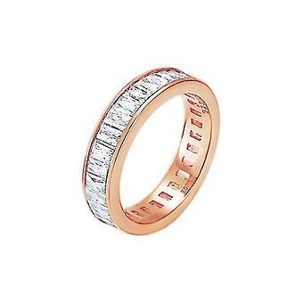 ESPRIT collection ladies ring silver pallas Rosé GR 18 ELRG91978E180