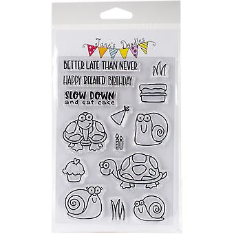 Jane's Doodles Clear Stamps 4