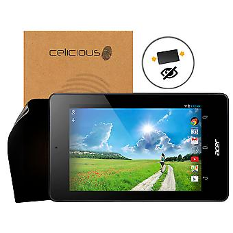 Celicious Privacy 2-Way Visual Black Out Screen Protector for Acer Iconia One 7 B1-730
