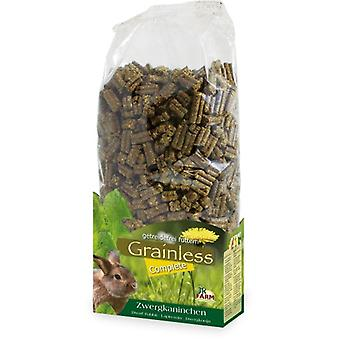 Jr Farm Jr Grainless Complete Conejos Enanos (Small pets , Dry Food and Mixtures)