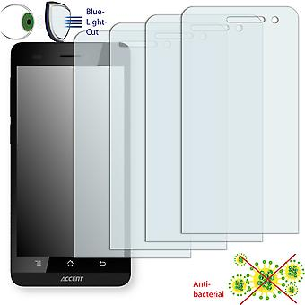 Accent A480 display protector - Disagu ClearScreen protector
