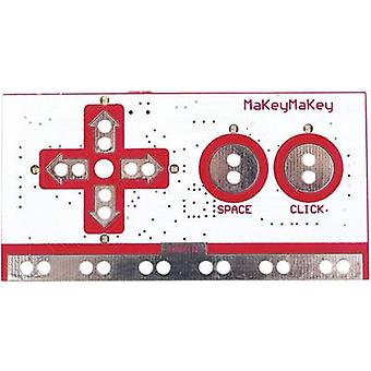 MAKEY MAKEY Gamepad PC sort, rød, hvid