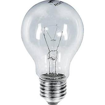 Light bulb 235 V E27 60 W Clear EEC: Special purpose bulb Pear shape Content 1 pc(s)