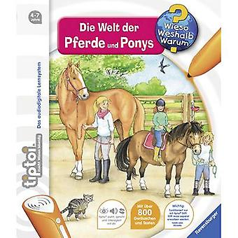 Ravensburger tiptoi® The World of horses and ponies