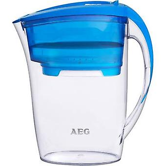 Water filter AEG AWFLJP2 - AquaSense 9001677096 2.6 l Blue