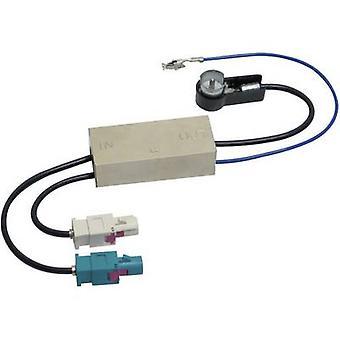 Phonocar bil antenn adapter ISO 50 ohm Volkswagen, Audi, Citroen, Peugeot 30 cm