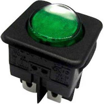 Interruptor de SCI R13-104B-01 B/G 250 V CA 10 A 1 x/cierre 1 PC