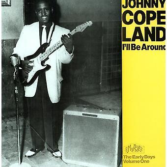 Johnny Copeland - I'Ll worden rond [Vinyl] USA import