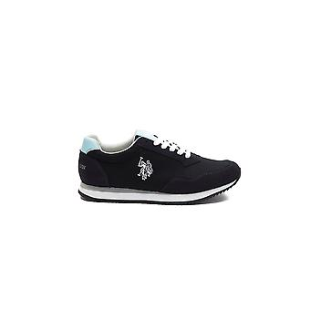 Sneakers Navy Blue Rae Us Polo Woman