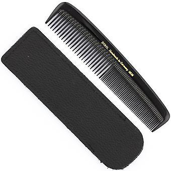 ZOHL Mens Pocket Hair Comb Natural & Seamless