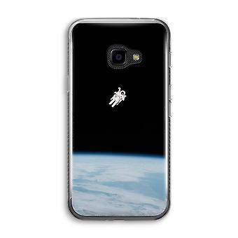 سامسونج غالاكسي XCover 4 شفافة القضية (الناعمة)-وحدها في الفضاء