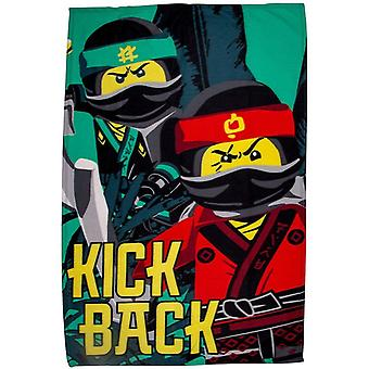 LEGO Ninjago Blanket fleece blanket 100 x 150 cm