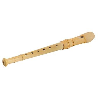 Wood Recorder Musical Instrument