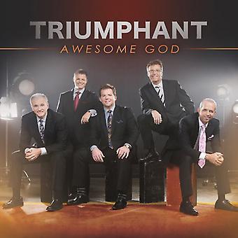 Triumphant - Awesome God [CD] USA import