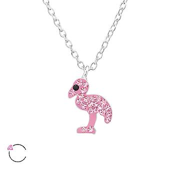 Flamingo - 925 Sterling Silver Necklaces - W32750x
