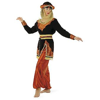 Maurin Caldera Lady costume Princess 1001 night Jennie Sheikh ladies costume